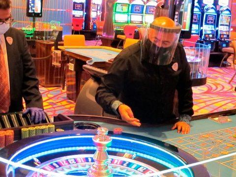 Virus knocks 80% off Atlantic City casino earnings in 2020