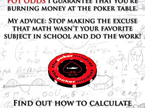 How to calculate pot odds and equity in poker